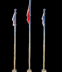 Paslanmaz Bayrak Direkleri